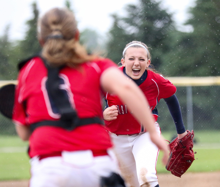 West Aurora Softball