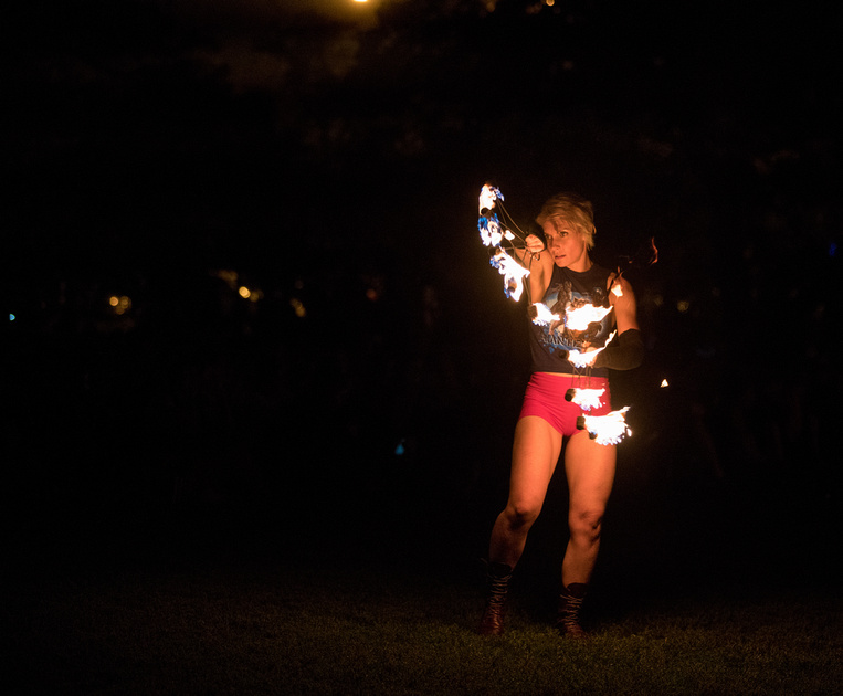 Full Moon Fire Jam 8-31-15