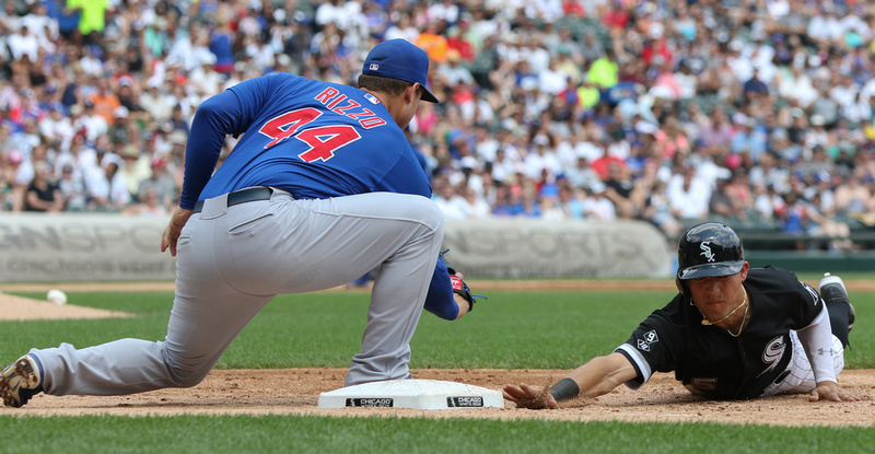 Chicago Whitesox Vs Chicago Cubs