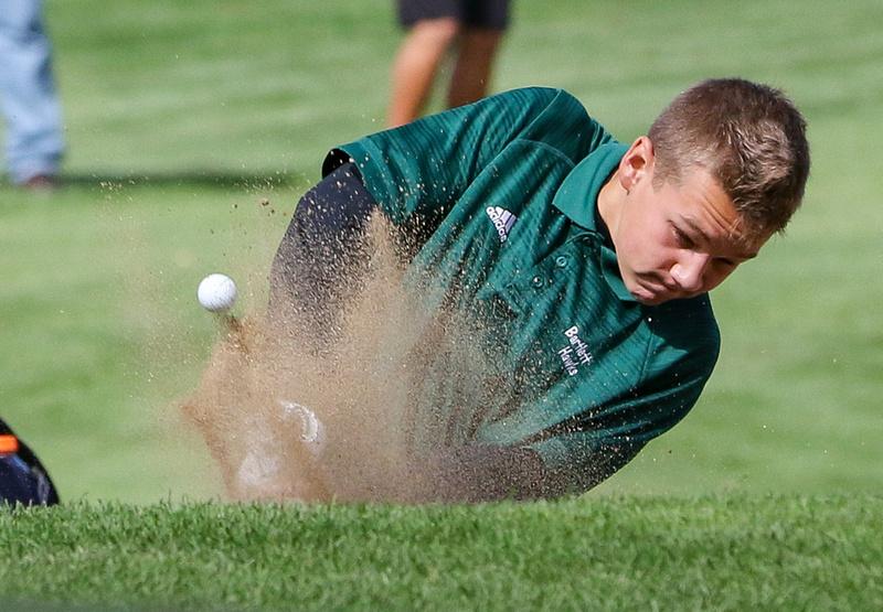UEC Boys Golf Tournament