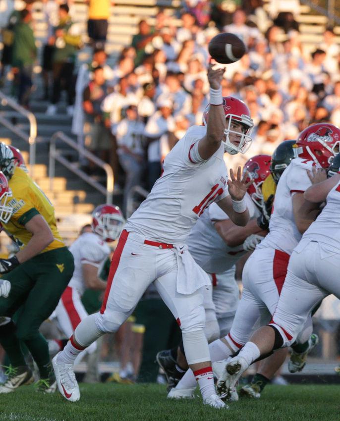 Waubonsie Valley Vs Naperville Central