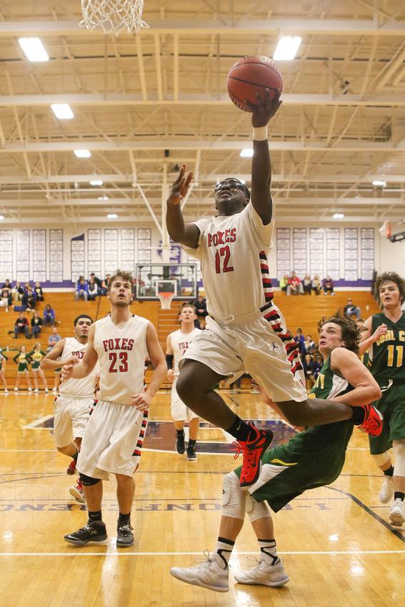 Yorkville vs Coal City Boys Basketball