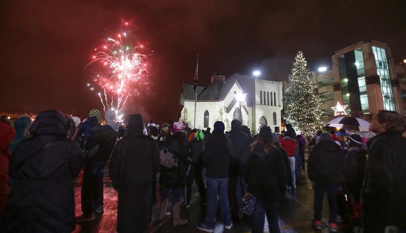 2015 Aurora Winter Lights Festival