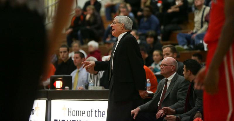 St. Joseph Coach Gene Pingatore