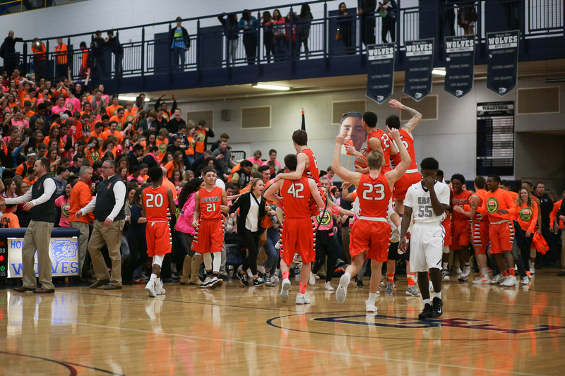 Oswego vs Oswego East