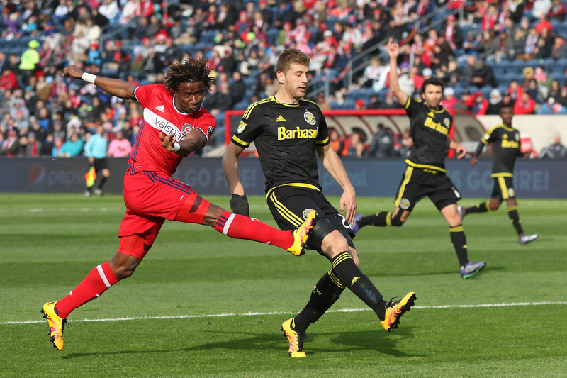 Chicago Fire vs Columbus Crew SC