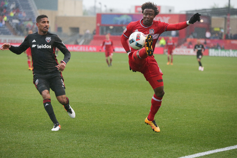 Chicago Fire vs D.C. United