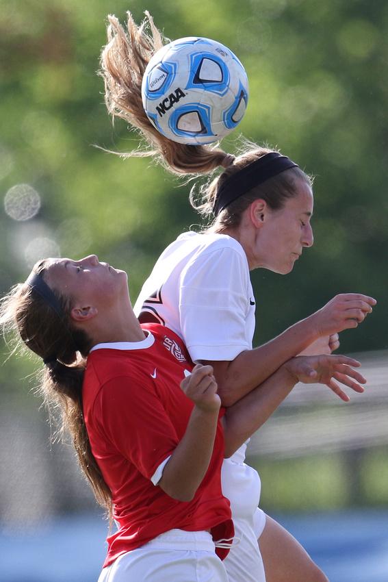 IHSA Girls Soccer 1A Championship Game - Wheaton Academy vs Marian Catholic