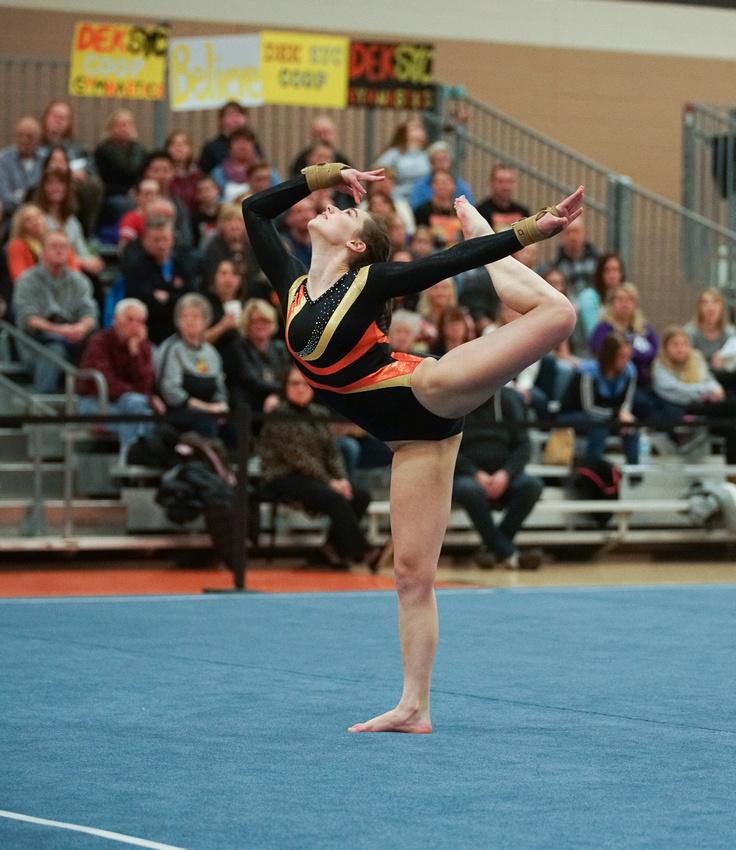 DeKalb-Sycamore Girls Gymnastics