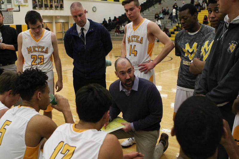 Neuqua Valley Vs Metea Valley Boys Basketball