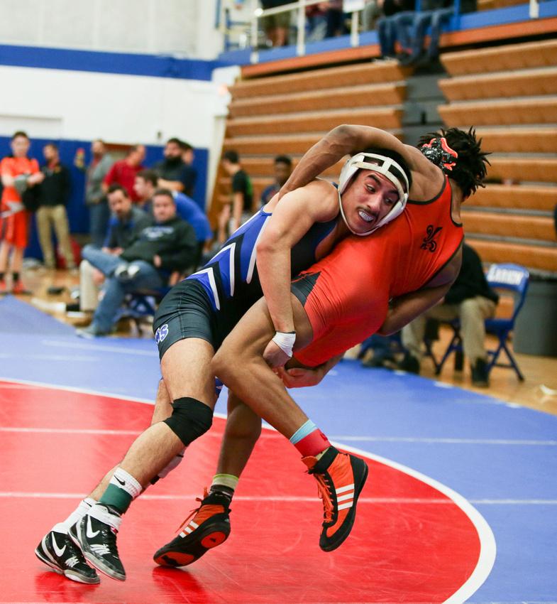 Larkin High School Wrestling Meet