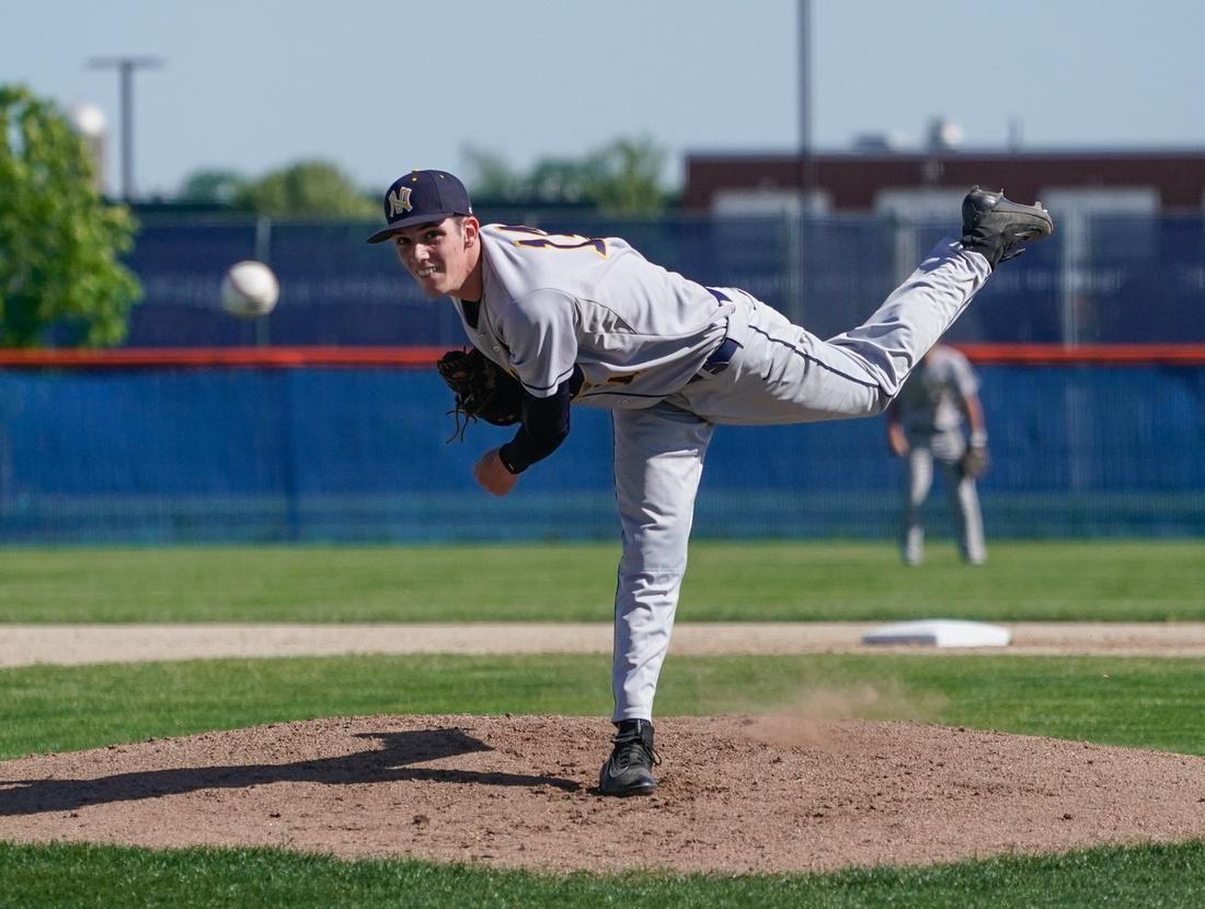 Neuqua Valley Vs Plainfield East Baseball