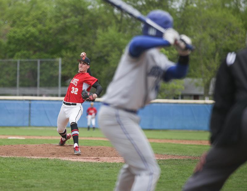 Batavia Vs Geneva Baseball