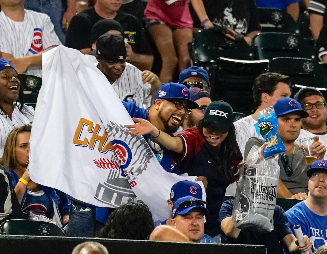 White Sox Vs Chicago Cubs