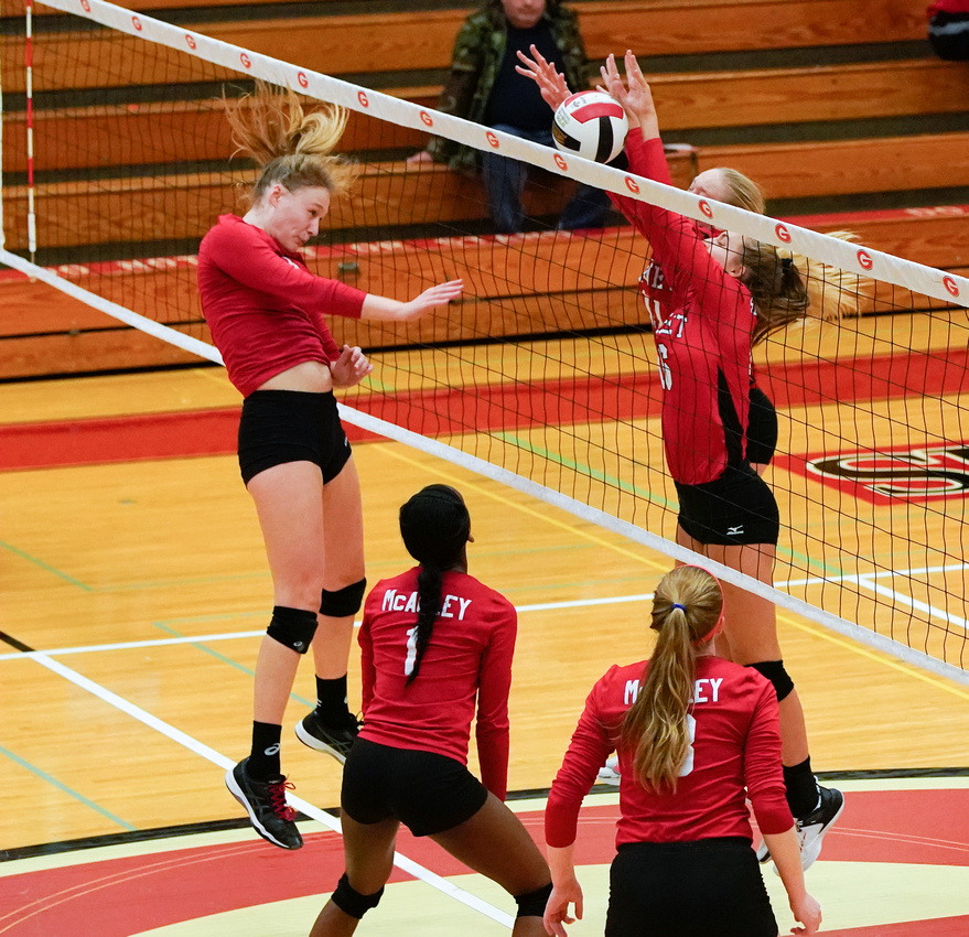 Glenbard East Volleyball Tournament