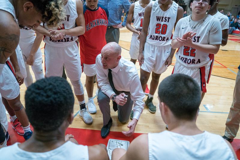 West Aurora Boys Basketball