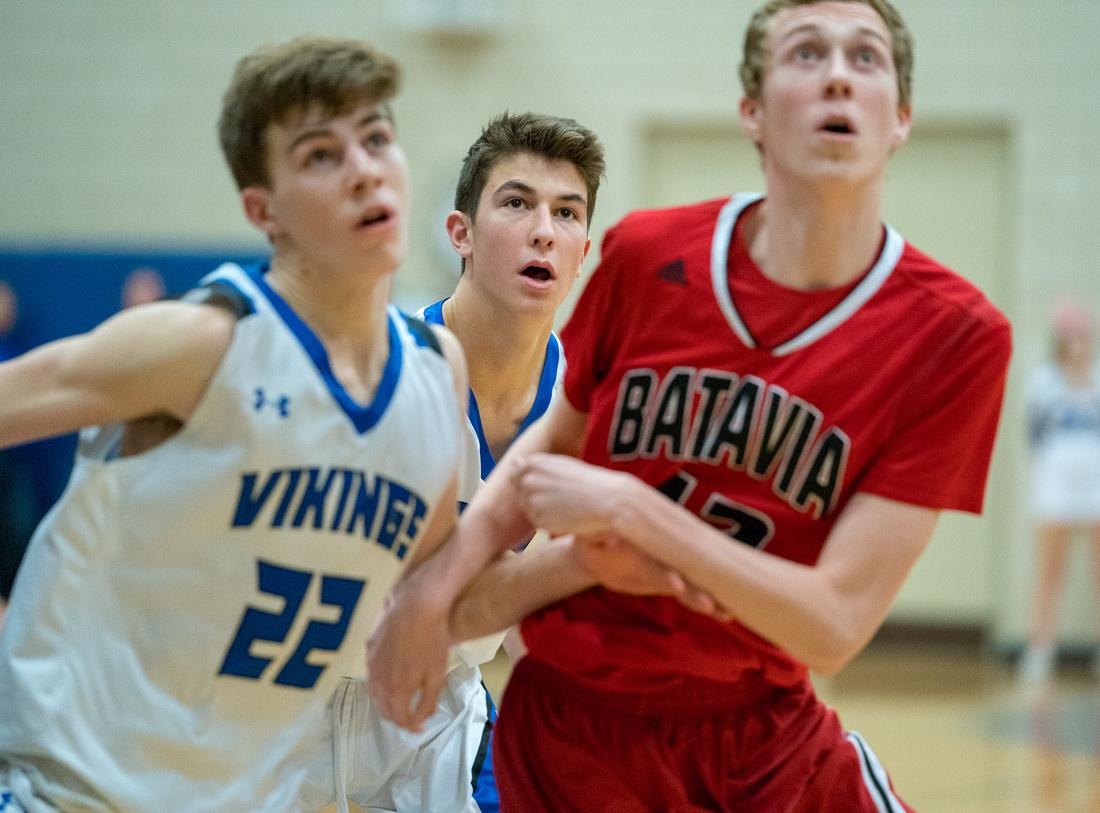 Geneva Vs Batavia Basketball