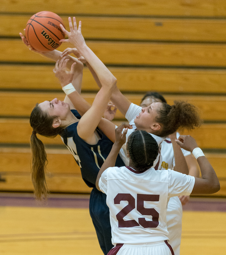 Harvest Christian Girls Basketball
