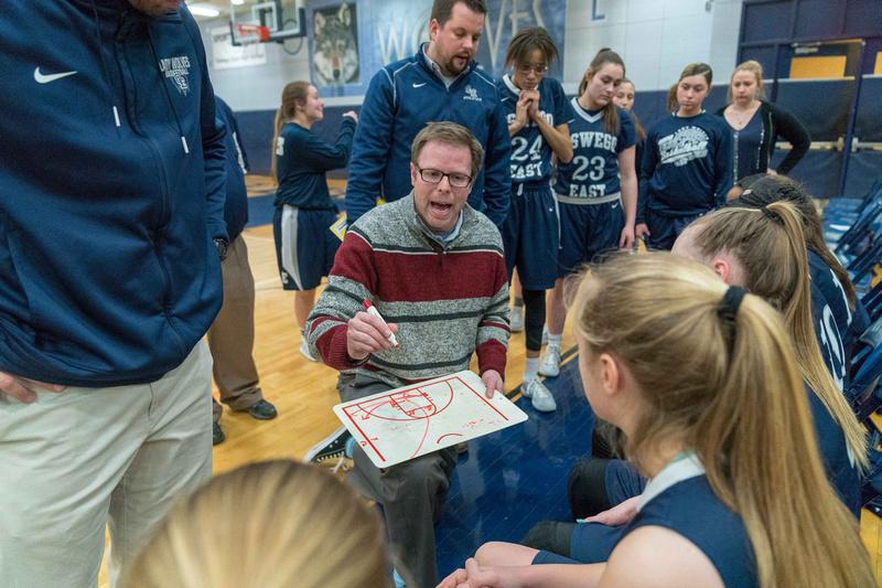 Oswego East Girls Basketball