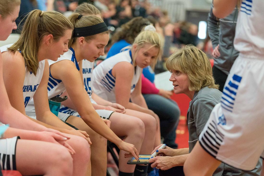 Newark Vs Aurora Christian Girls Basketball