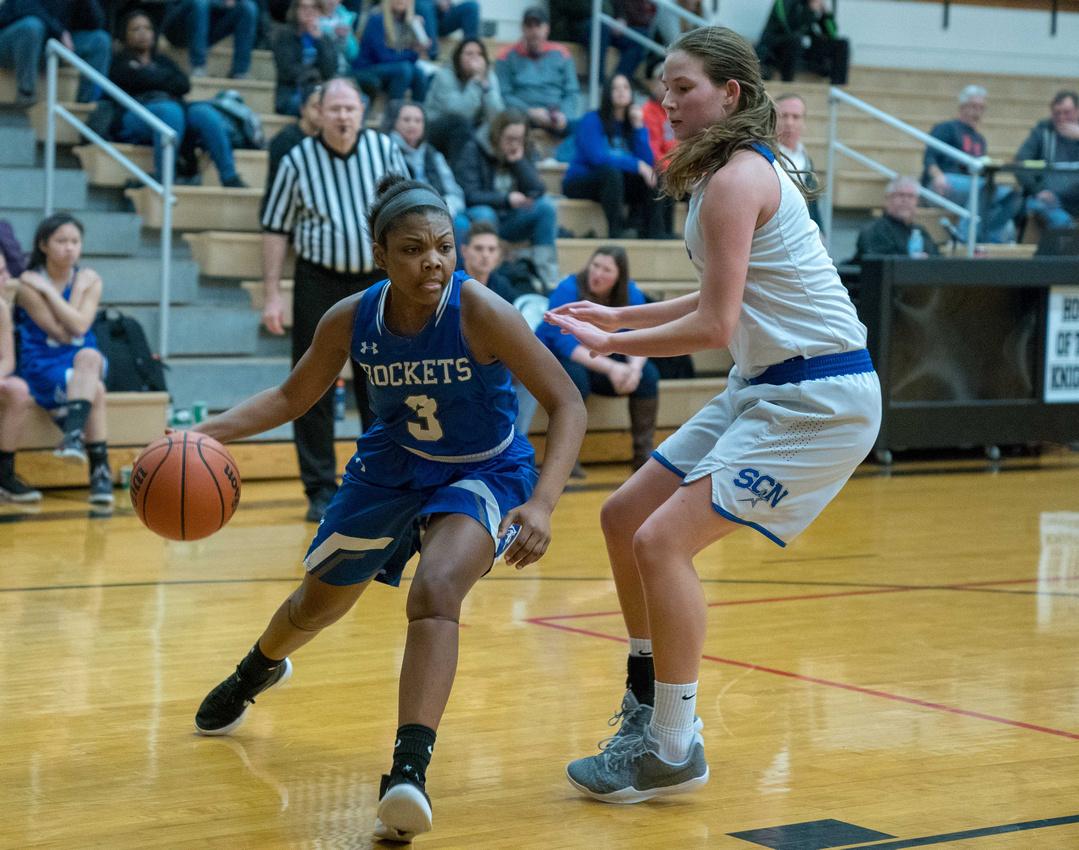 Burlington Centeral Girls Basketball