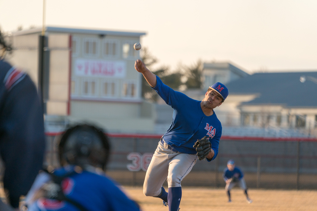 Yorkville Vs. Marmion Baseball