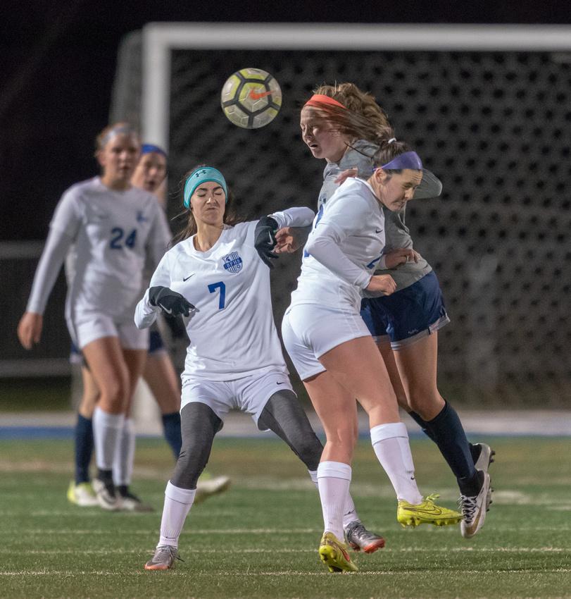 Oswego East Vs. St. Francis Girls Soccer