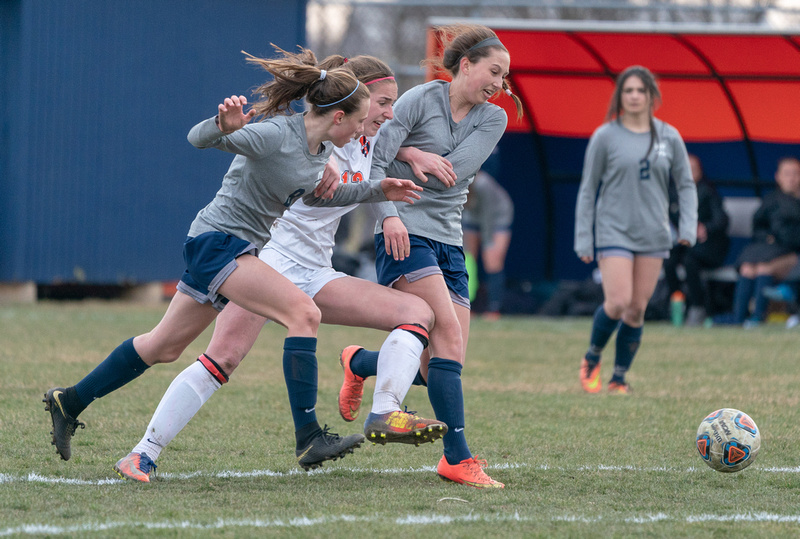 Oswego Vs Oswego East Girls Soccer