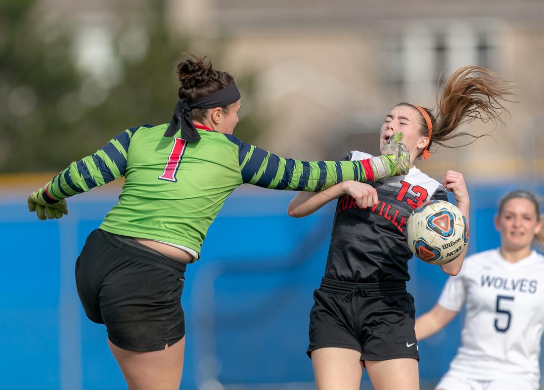 Oswego Vs Oswego East Girls Soccer