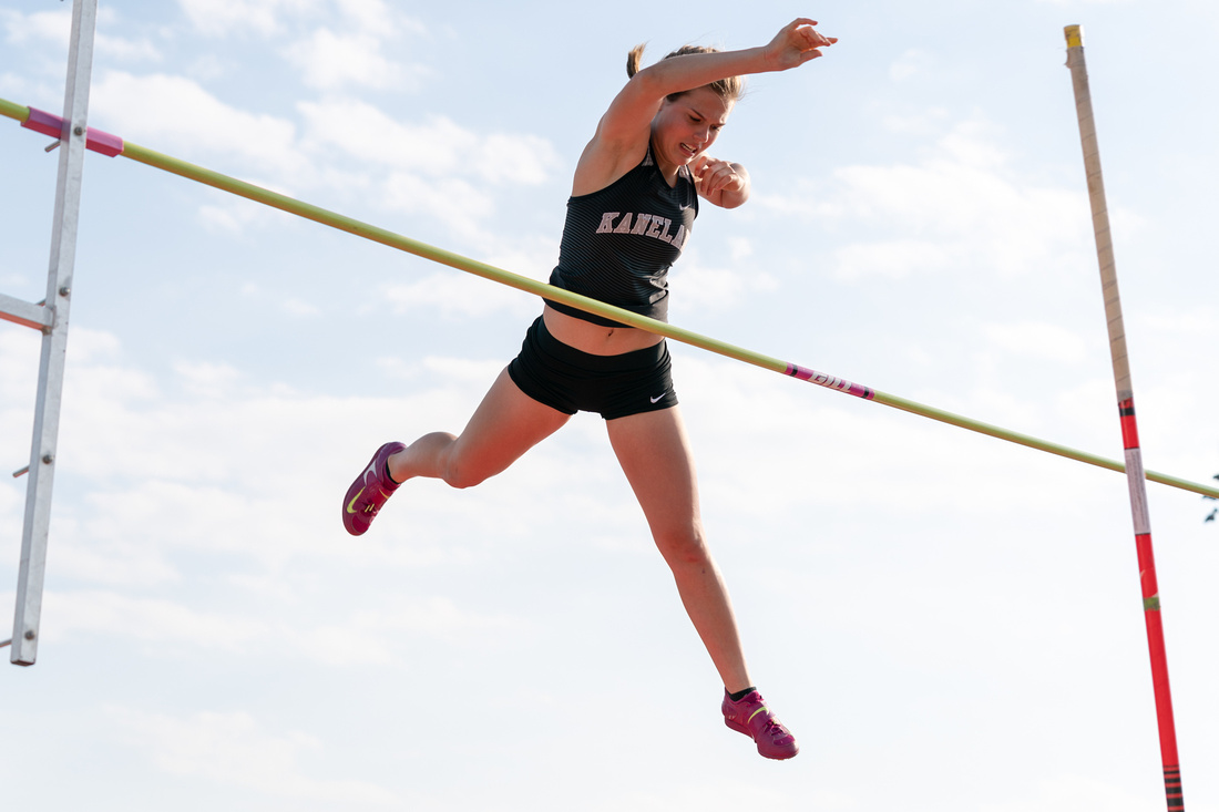 West Aurora Girls 3A Track and Field Sectional