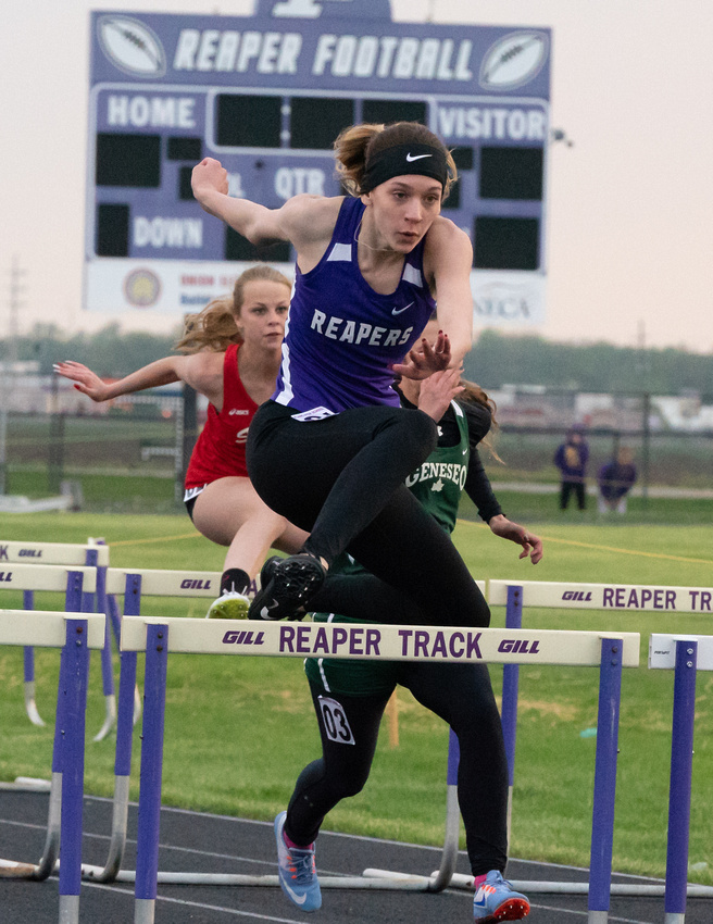 Plano Girls 2A Track and Field Sectional
