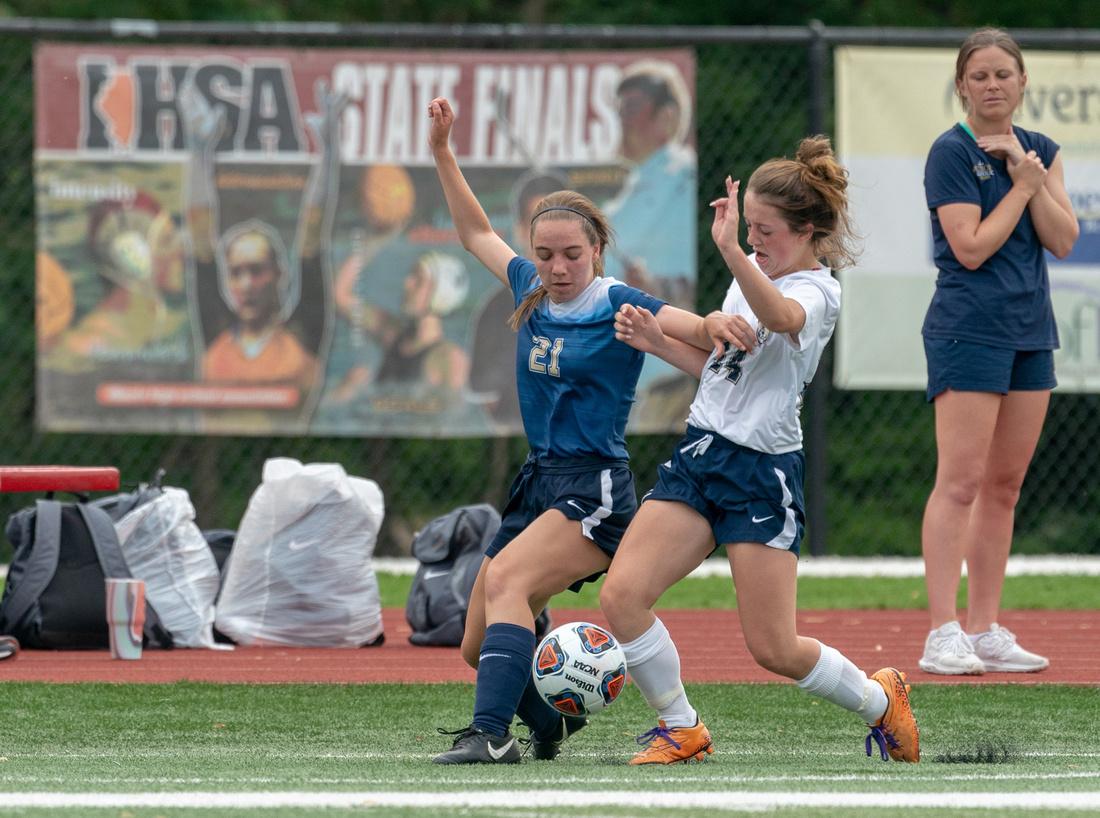 2A Soccer State Semi-Final