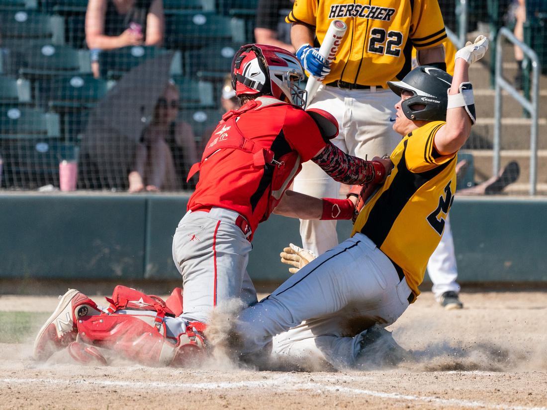 Baseball Class 2A Super-Sectional