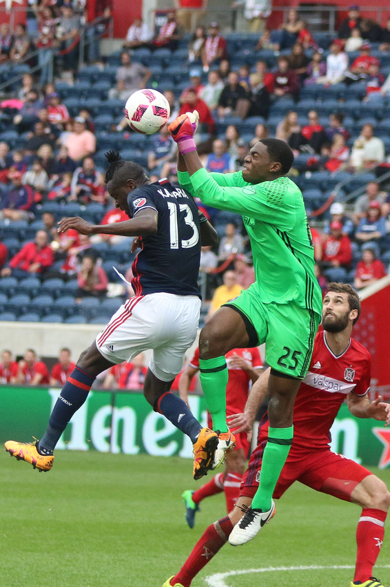 Chicago Fire vs New England Revolution