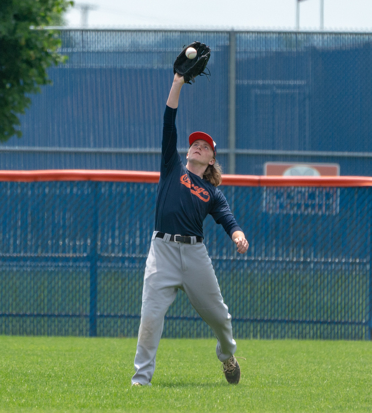 Oswego Vs Marmion Baseball