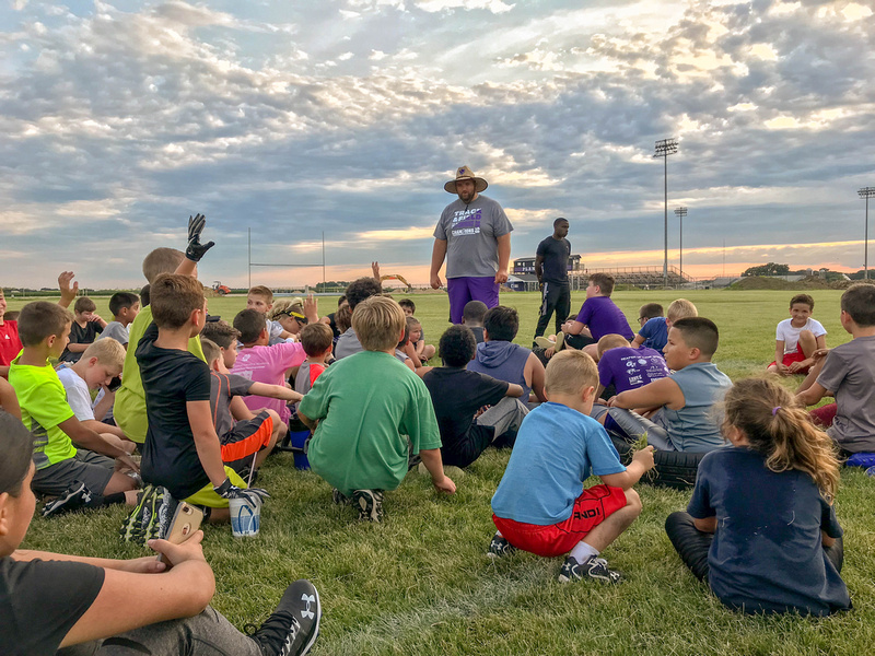 Plano Youth Football Camp