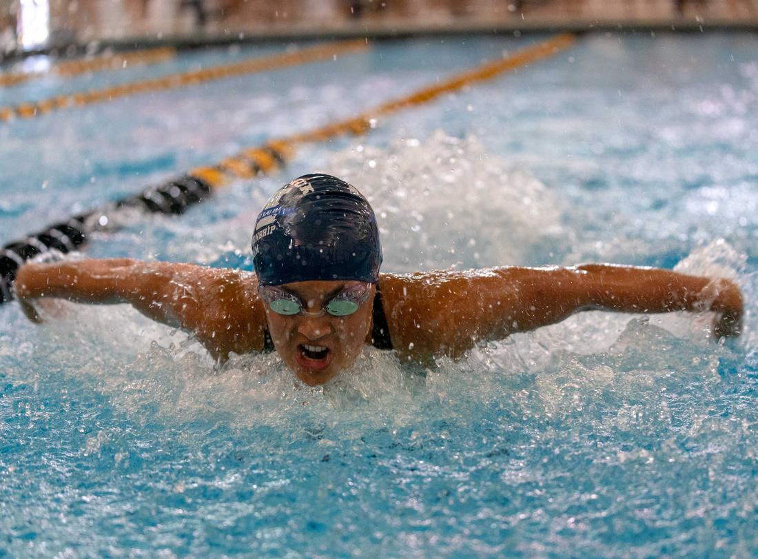 Naperville City Swim Meet