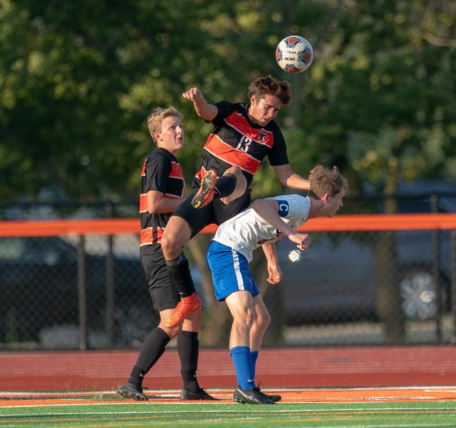 St. Charles East Soccer