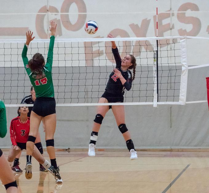 Yorkville Girls Volleyball