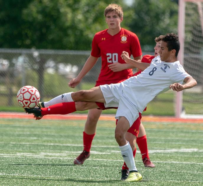 Batavia Vs Oswego East Soccer