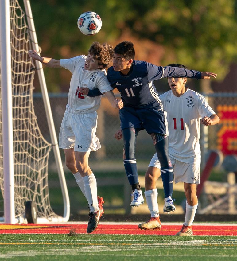 Batavia Vs Oswego East Regional Soccer