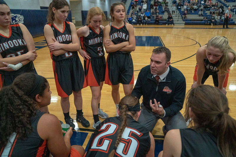 Minooka Girl's Basketball