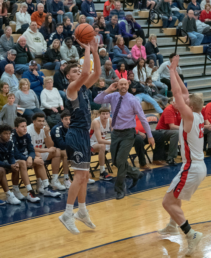 Oswego East Boy's Basketball