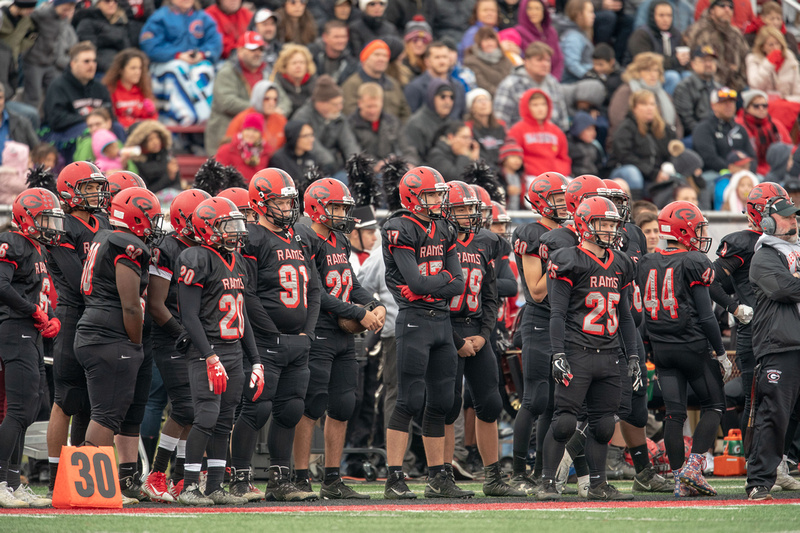 Glenbard East Vs. East St.Louis 7A playoff football