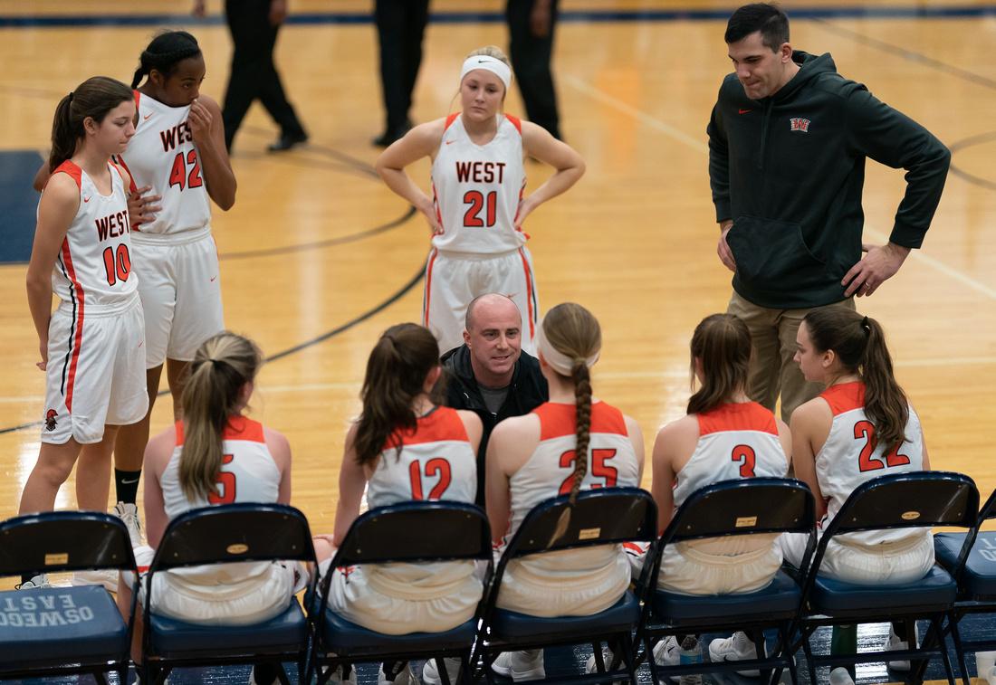 Oswego East Vs Lincolnway West Girl's Basketball