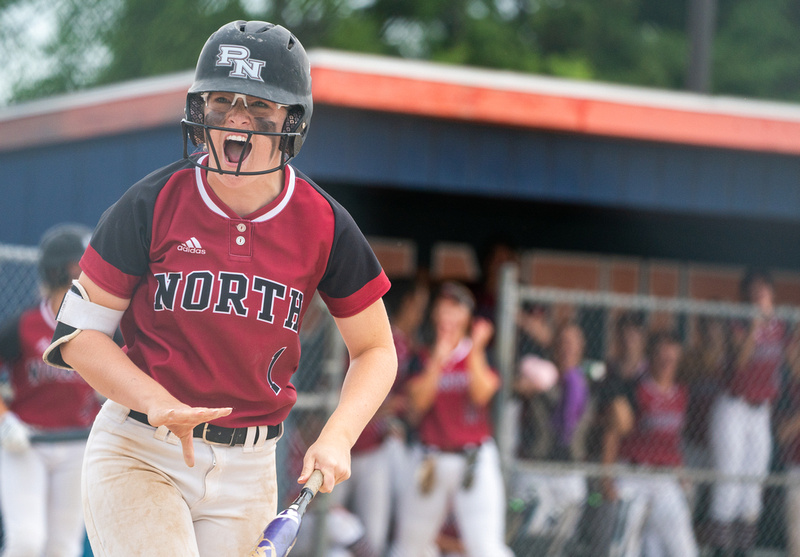 Plainfield North Vs Oswego East Softball Sectional Championship