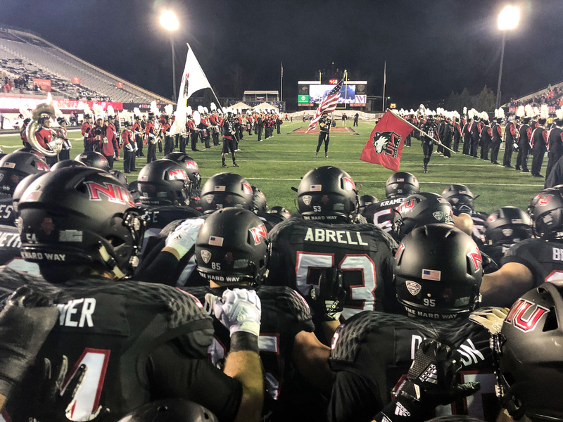 NIU Vs. Miami Redhawks Football