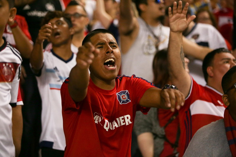 Chicago Fire vs L.A. Galaxy