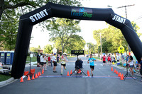 5K Finish line photos  20 - 30 minutes (2016)