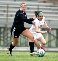 Lincoln Way Central Vs Minooka Girls Soccer
